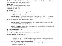 resume sles for no experience students web student first job resume exle high summer exles