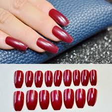 online get cheap press on acrylic nail tips aliexpress com