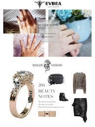 amazon com bamos jewelry womens amazon com simulated diamond evbea engagement rings rose gold