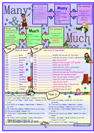 many u0026 much for elementary level 3 tasks with key fully