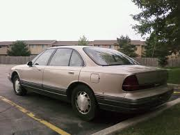 1994 oldsmobile eighty eight royale information and photos