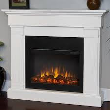 the crawford electric fireplace