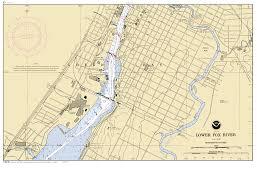 Green Bay Map Fox Locks De Pere