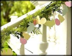 Outdoor Easter Decorations Ideas great easter decorating ideas for home romantichomedesign com