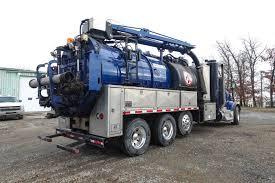 2013 vactor 2112 hxx pd 12 yard hydro excavation truck w sludge pump