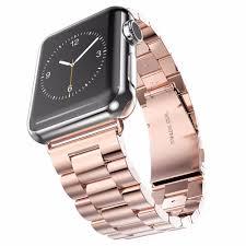 steel bracelet strap images Stainless steel bracelet strap metal band for apple watch 1 2 3 42mm jpg