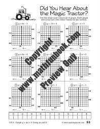 Did You Hear About Math Worksheet Grade 8 Common Math Worksheets Math Funbook