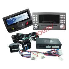 mercedes e class bluetooth e class slk bluetooth car kit parrot ck3100 ctppar013