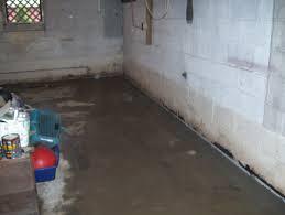 fairmont wv basement waterproofing contractor radon testing