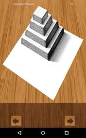 how to draw 3d android apps on google play