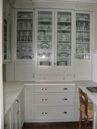 kitchen storage cabinets with glass doors monsterlune