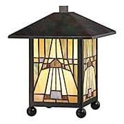 arts and crafts table lamps arts and crafts floor lamp house