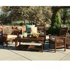 Kohls Outdoor Chairs Wood Patio Furniture You U0027ll Love Wayfair Regarding Kohl U0027s Patio