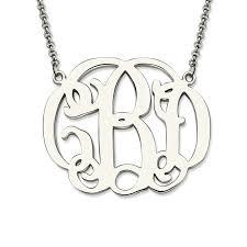 cheap monogram necklace online get cheap custom monogram necklace aliexpress