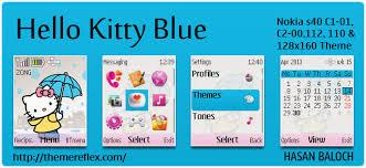 hello kitty themes for xperia c hello kitty themes themereflex