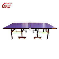 used outdoor table tennis table for sale cheap family used game power foldable table tennis table for sale
