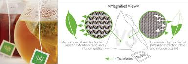 Seeking Tea Organic Tea Sachets Rishi Tea