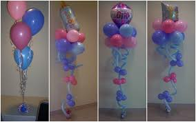 decorating your home by balloons