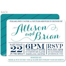couples bridal shower bridal shower invitations pipsy