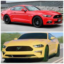 mustang gt fuel economy 2018 ford mustang fuel economy announced 25 mpg combined for the