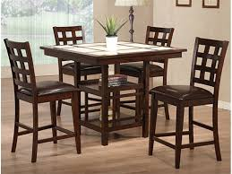 Patio High Table And Chairs Bar Height Table And Chairs For Dining Room Nashuahistory