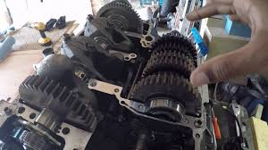 2004 2006 r1 transmission repair part 1 youtube