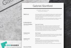 Free Traditional Resume Templates Classic Resume Design Classic 1 Resume Templates To Impress Any
