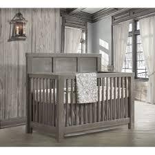 Discount Convertible Cribs Home Kidz Furniture Natart Rustico Convertible Crib 15003