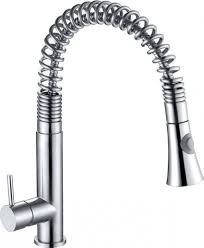 coiled kitchen faucet home and interior