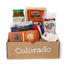 colorado gift baskets colorado gift baskets in a box regional makers