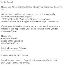 on additional sapphire reserve cards without a fee and keeping