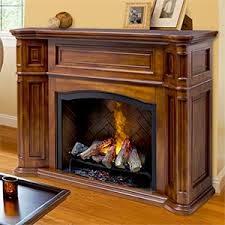 Electric Fireplace With Mantel Electric Fireplace Mantel Packages