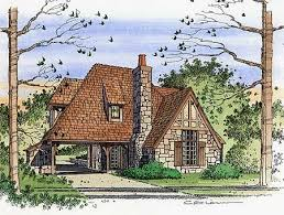 european cottage house plans tiny cottage house plan plan w4614pr cottage tudor
