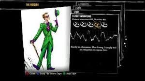 riddler arkhamverse batman wiki fandom powered wikia