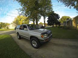 build your toyota 3rd gen toyota 4runner project build first look youtube