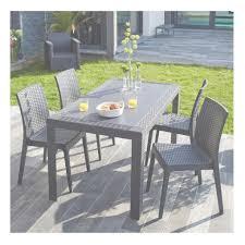 table salon de jardin leclerc chaise table jardin beautiful table salon de jardin leclerc