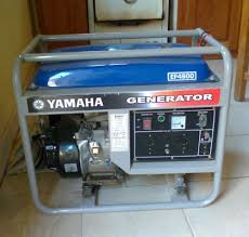 yamaha ef4600 ef5200de ef6600 series generator service manual cd