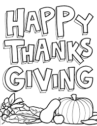 printable thanksgiving coloring sheets happy thanksgiving