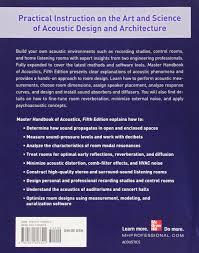 master handbook of acoustics f alton everest ken pohlmann
