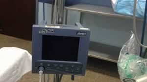 aspect bis xp a 2000 bispectral index patient monitor vitalsguy