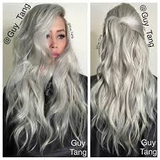 pravana silver hair color guy tang on twitter the ice queen lynna is back using pravana