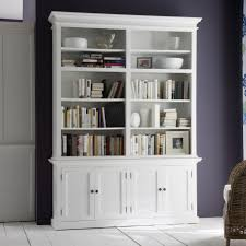 white solid wood bookcase 96 outstanding for full size of