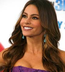 hair color for hispanic women over 40 sofia veragara is a columbian actress who is known from modern
