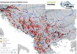 balkan hydropower projects soar by 300 putting wildlife at risk