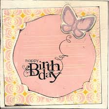 Sweet Birthday Cards Classygirl Musings Today S Typical Tiare Card