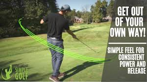 home the art of simple golf