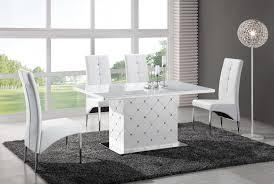 Table Salle A Manger Blanc Laque Conforama Charmant Table Salle A Manger Design Blanc Laque Images Incroyable Conforama