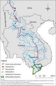 Map Of China Rivers by Damming The Mekong River U2013 Another Example Of Ea Failure In The
