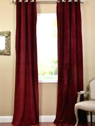 Sheer Maroon Curtains Burgundy Curtains Merry Burgundy Curtains For Living Room Maroon