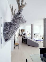 home interiors deer picture interior design deer winter decorations 7 15 decorating